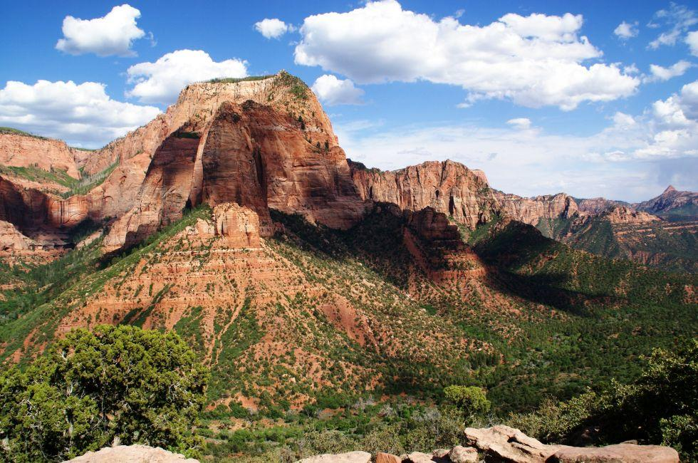 Kolob Canyon, Zion National Park, Utah