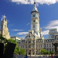 City Hall, Center City, Philadelphia, Pennsylvania, USA