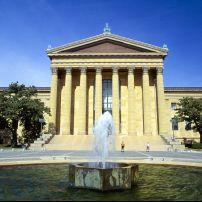 Philadelphia Museum of Art, Benjamin Franklin Parkway, Philadelphia, Pennsylvania, USA