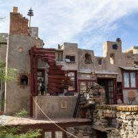 Mystery Castle, Greater Phoenix, Arizona, USA