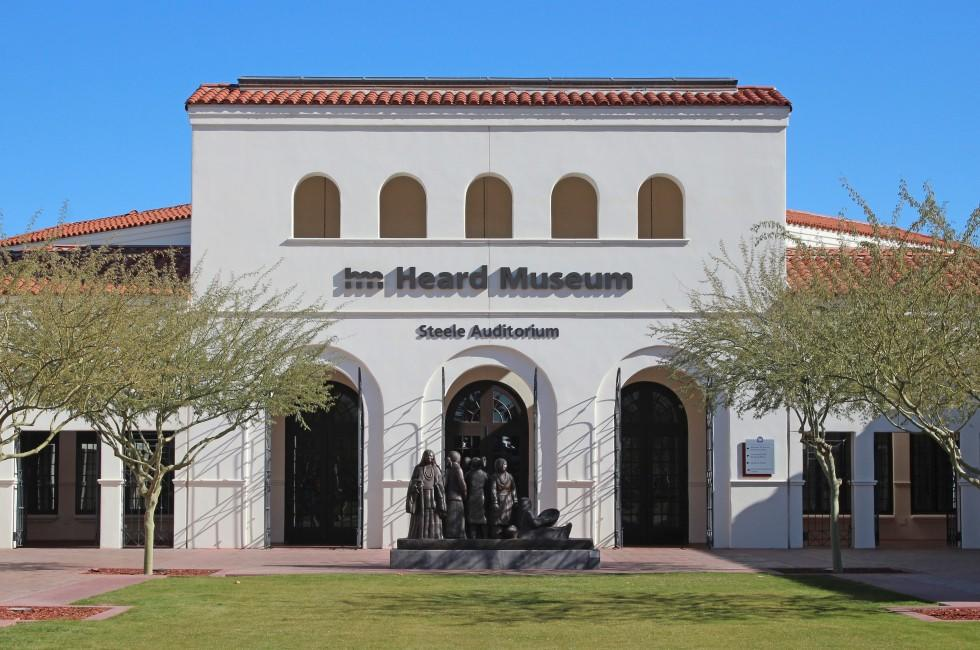 The Heard Museum, Phoenix, Arizona, USA