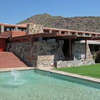 Taliesin West, Phoenix, Arizona, USA