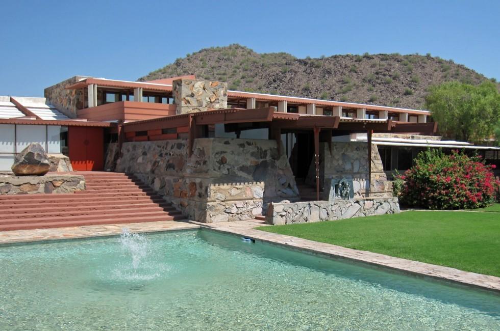 Taliesin West, Phoenix, Arizona, USA