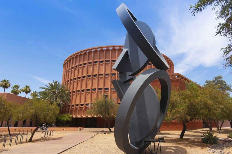 Music Building, Arizona State University, Tempe, Arizona