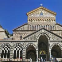 Saint Andrews Cathedral, Amalfi, Amalfi Coast, Naples and Campania, Italy