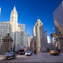 Magnificent Mile, Chicago, Illinois, USA