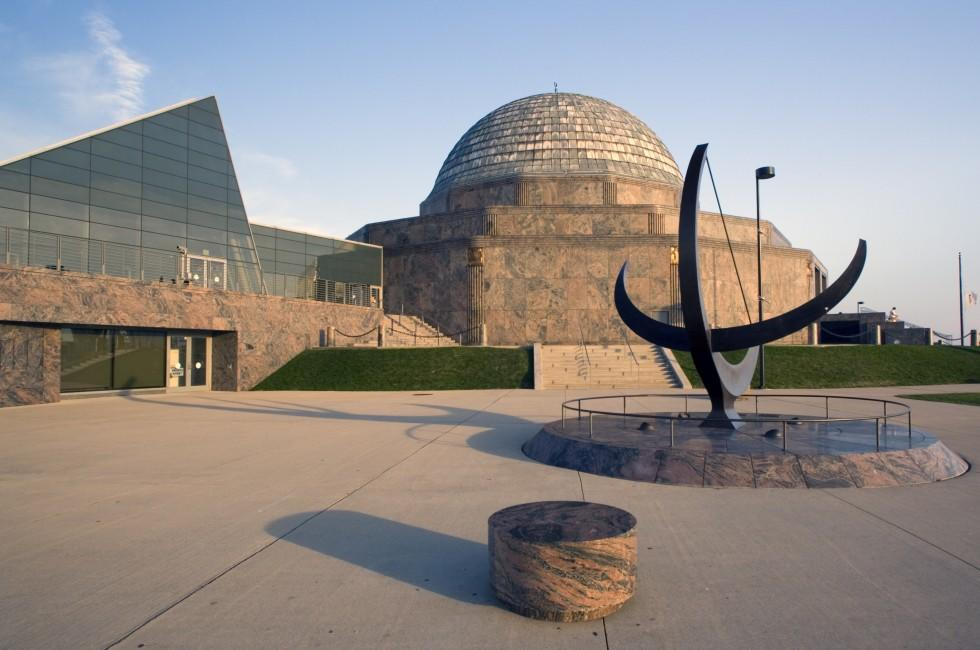 Adler Planetarium, Chicago, Illinois, USA