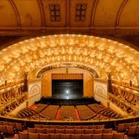 Auditorium, Auditorium Theatre, Chicago, Illinois, USA