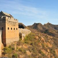 Jinshanling Great Wall, Chengde, Hebei, China