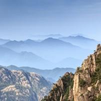 Huangshan Mountain, Anhui Province, China