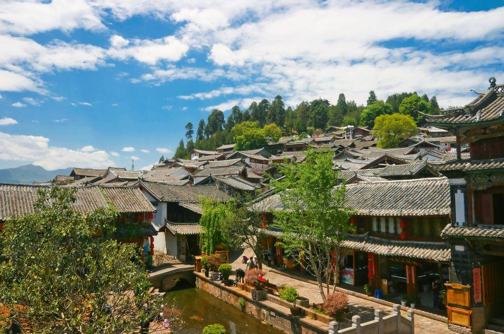 Old Town, Lijiang, China