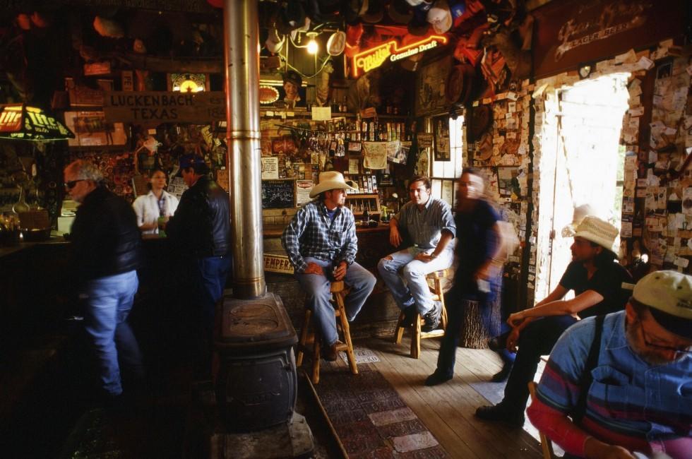Luckenbach, Texas, USA