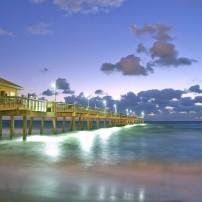 Dania Beach, Fort Lauderdale and Broward County, Florida, USA