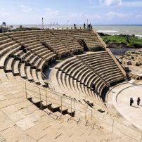 Caesarea Theatre, Israel