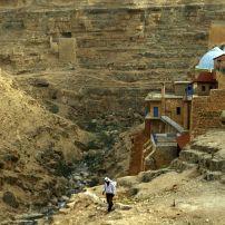 Santa Saba Monastery, Judean Desert. Israel