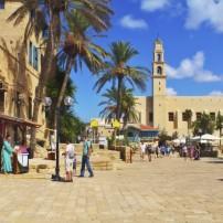 St. Peter's Church, Jaffa, Israel