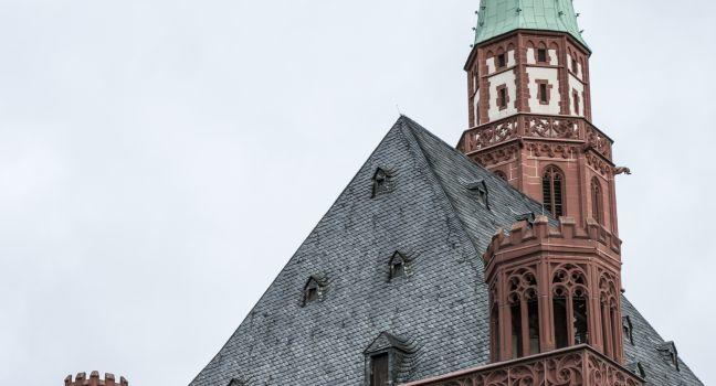 Nikolai Church, Frankfurt, Germany