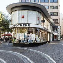 Pharmacy, Grosse Bockenheimer Strasse, Frankfurt, Germany
