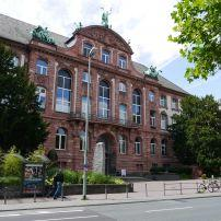 Senckenberg Museum, Frankfurt am Main, Germany