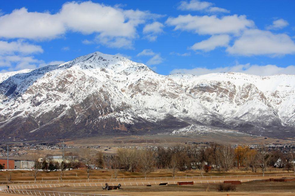 Wasatch Mountains, Ogden, Utah