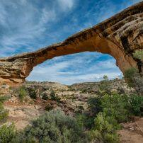 Owachomo Natural Bridge, Natural Bridges National Monument, Lake Powell, Utah