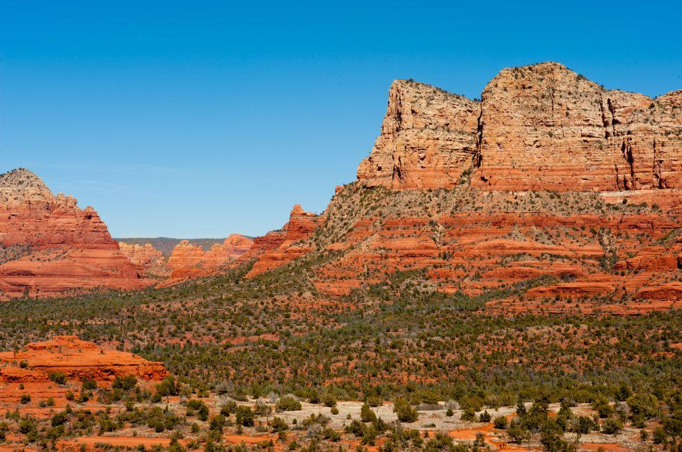 Sedona and Oak Creek Canyon, North-Central Arizona, Arizona