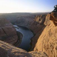 Colorado River, Horseshoe Bend, Page, Arizona