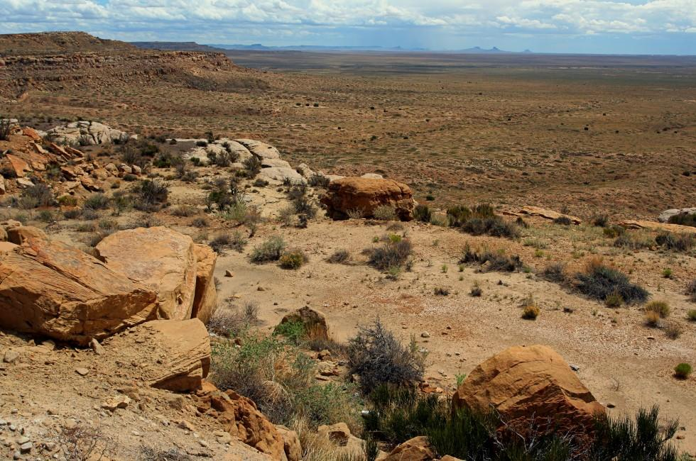 Desert, Landscape, The Hopi Mesas, Arizona, USA
