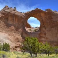 Window Rock, Navajo Nation East, Arizona, USA