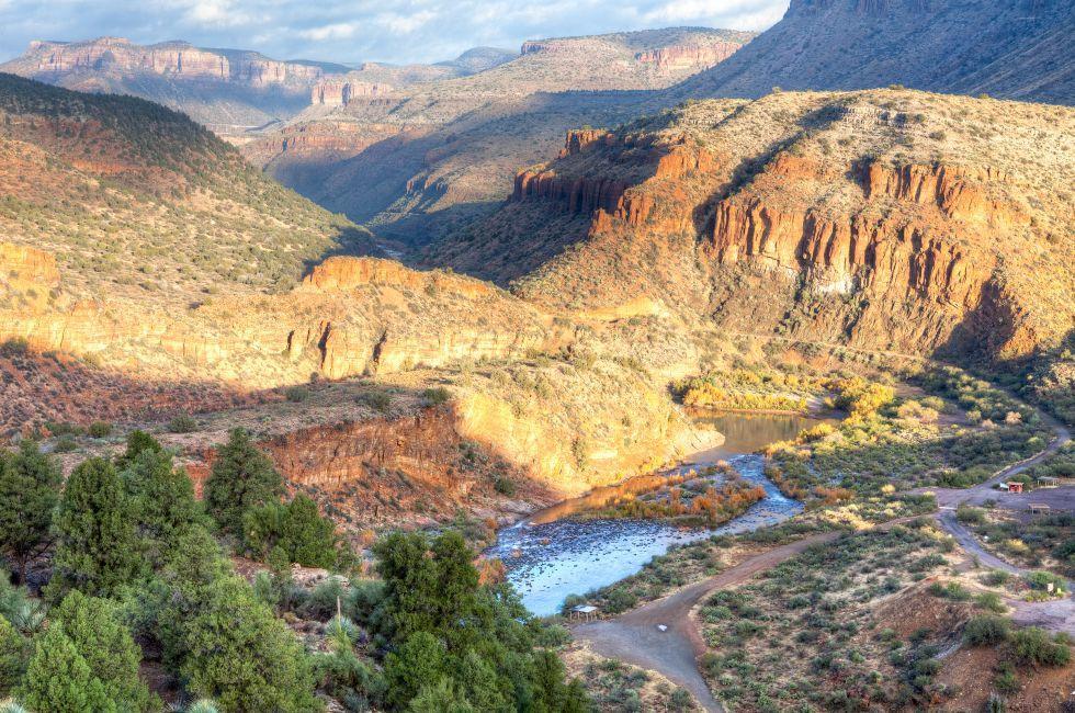 Salt River Canyon, Arizona