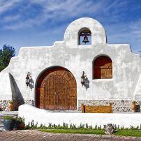 Southwest Church, Tubac, Arizona