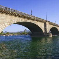 London Bridge, Lake Havasu, Arizona.