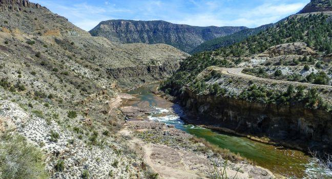 Salt River Canyon Guide Fodor S Travel