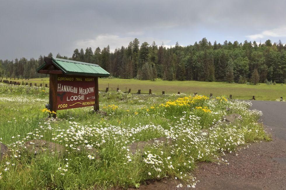 Hannagan Meadow Lodge, Hannagan Meadow, Arizona