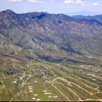 The Huachuca Mountains, Sierra Vista, Arizona