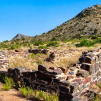 Fort Bowie National Historic Site Ruins, Arizona
