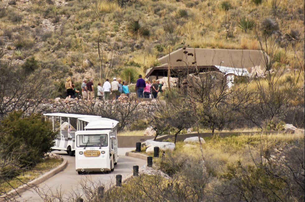 Kartchner Caverns, Benson, Arizona