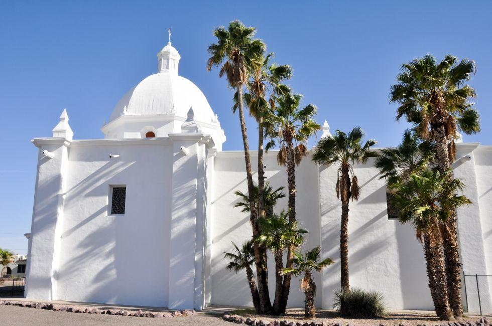Immaculate Conception Church, Ajo, Arizona