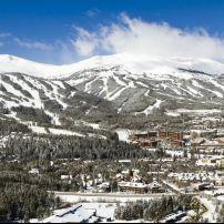 Breckenridge Ski Area, Breckenridge, Colorado