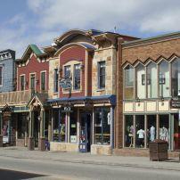 Main Street, Breckenridge, Colorado, USA