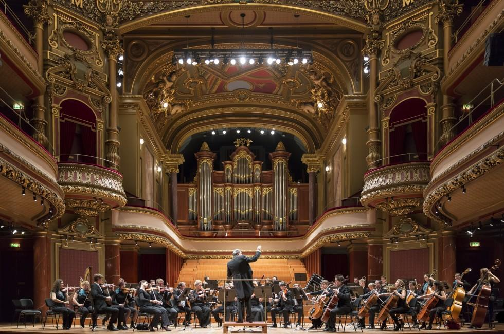 Symphony, Victoria Hall, Geneva, Switzerland