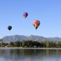 Air-balloon, Colorado Springs, Colorado, USA