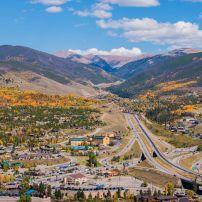 Silverthorne and Dillon, Colorado