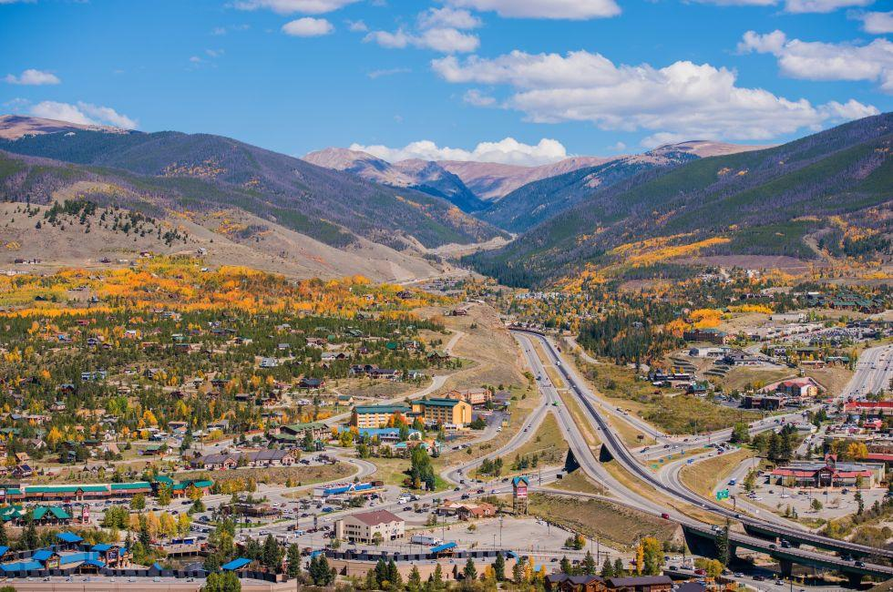 Silverthorne and Dillon, Colorado