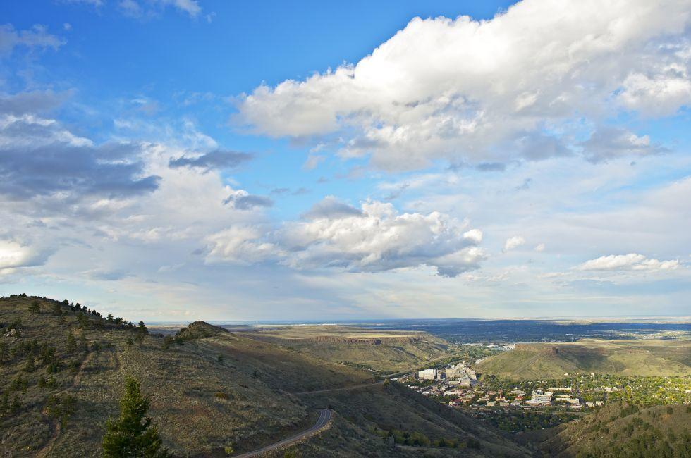 Lookout Mountain, Golden, Colorado