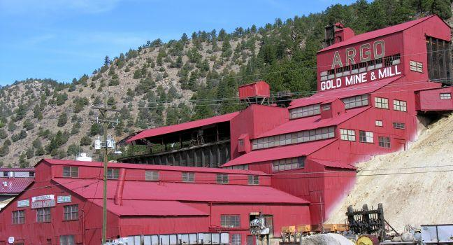 Argo Gold Mine and Mill, Idaho Springs, Colorado