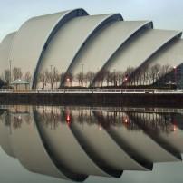 Clyde Auditorium, Glasgow, Scotland