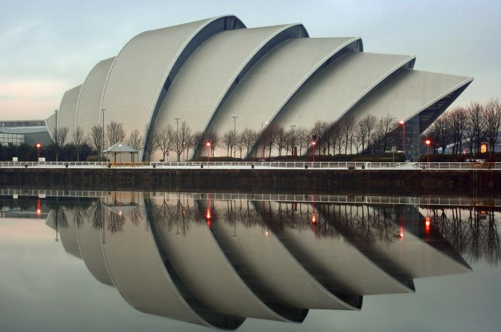 Clyde Auditorium, Glasgow, Scotland
