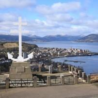 Free French Memorial, Lyle Hill, Greenock, Scotland
