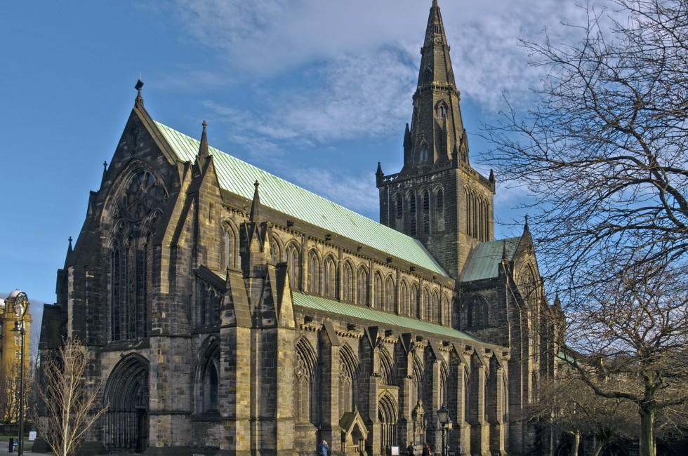 Glasgow Cathedral, Scotland